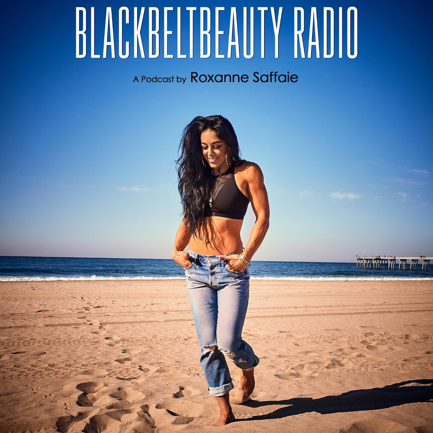 BlackBeltBeauty Radio show art