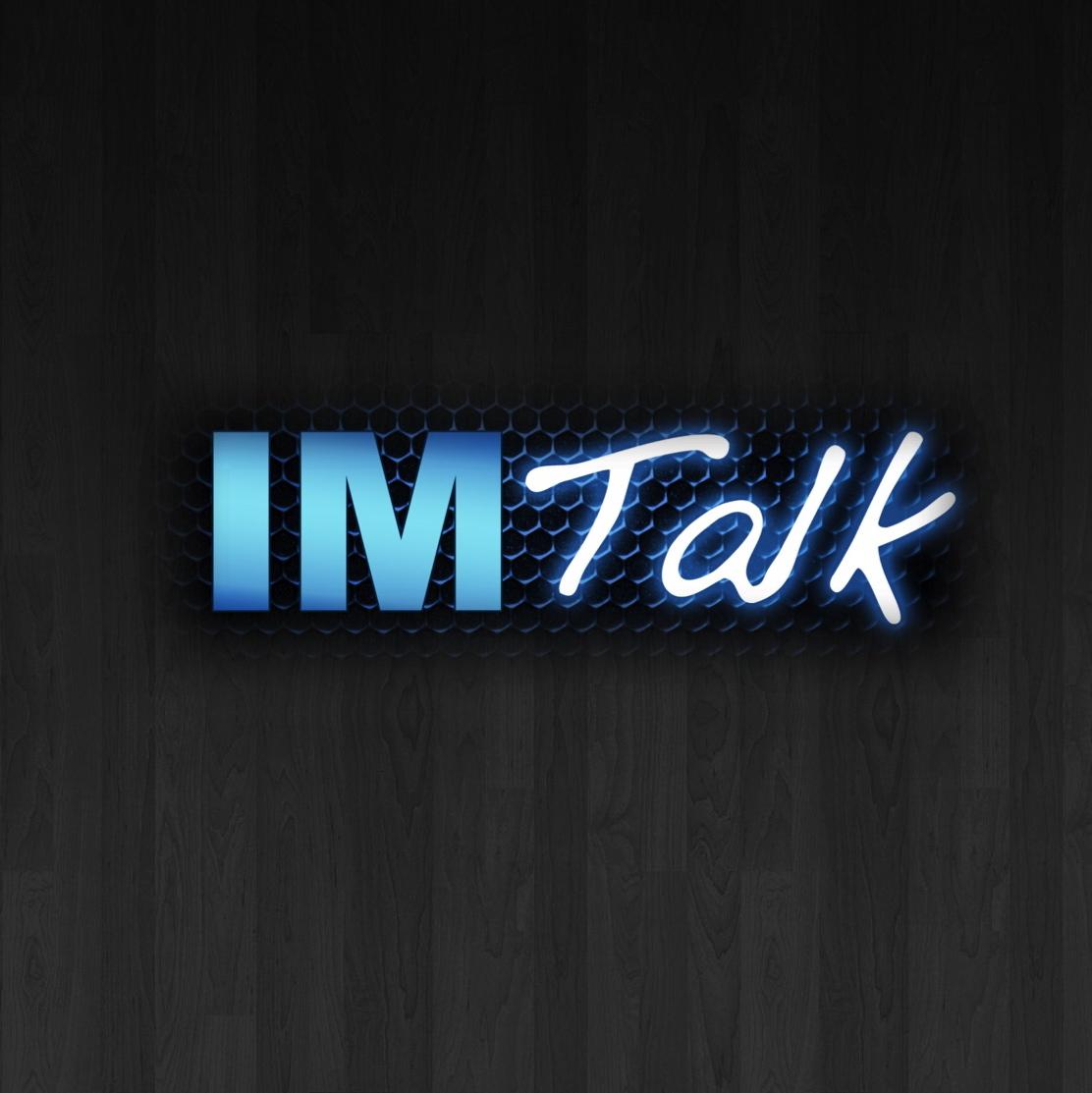 IMTalk Episode 721 - Dr Patrick Wilson show art