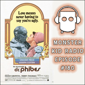 Monster Kid Radio - 2/26/15 - The Abominable Jonathan Malcolm Lampley and Vincent Price