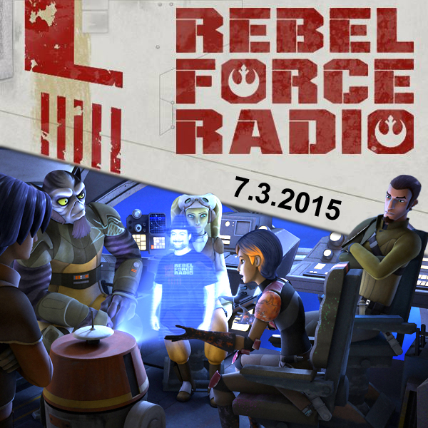 RebelForce Radio: July 3, 2015