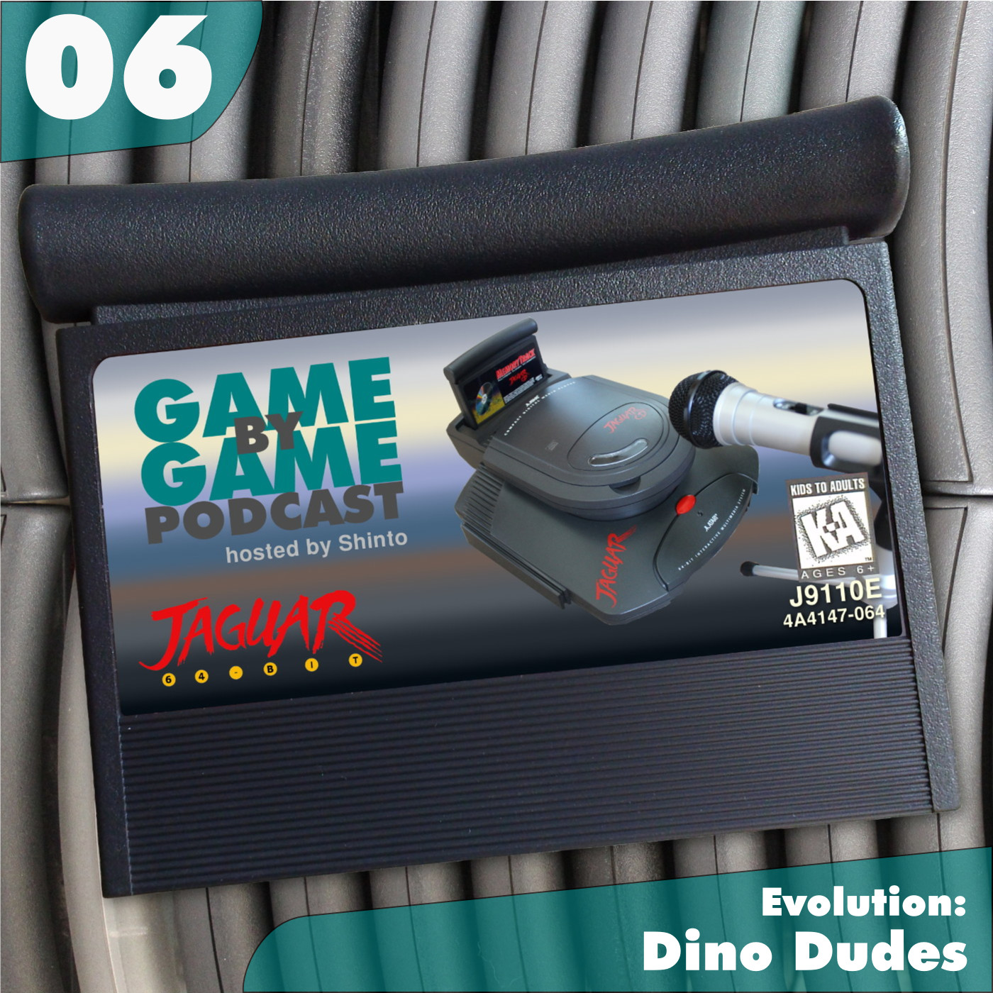 Artwork for 06 - Evolution: Dino Dudes
