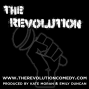 Artwork for Pee Cups, Cop Run-Ins, and Introducing Emily! The Revolution Comedy Podcast.