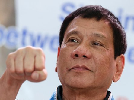 Philippines President Has U.S. Target on His Back