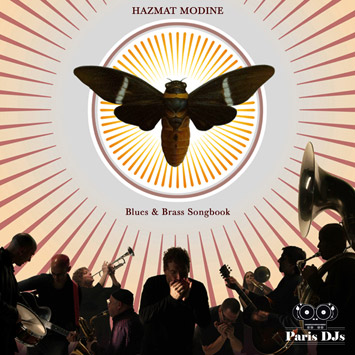 Hazmat Modine - Blues & Brass Songbook