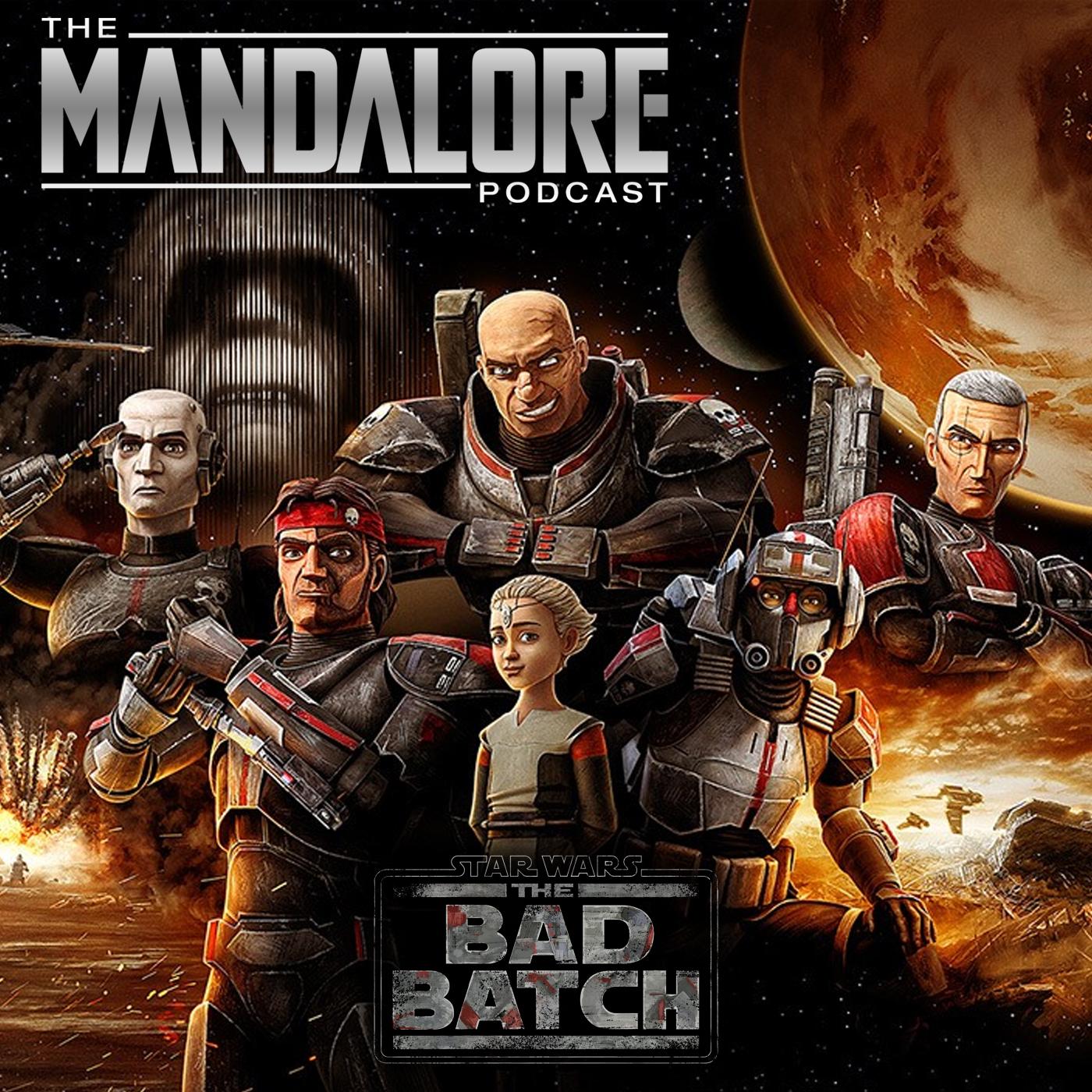 The Bad Batch - S1E14 - War-Mantle