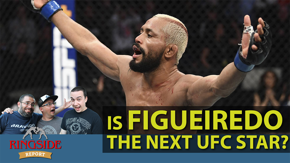 Ringside Report November 26: Is Figueiredo the UFC's next breakout star?