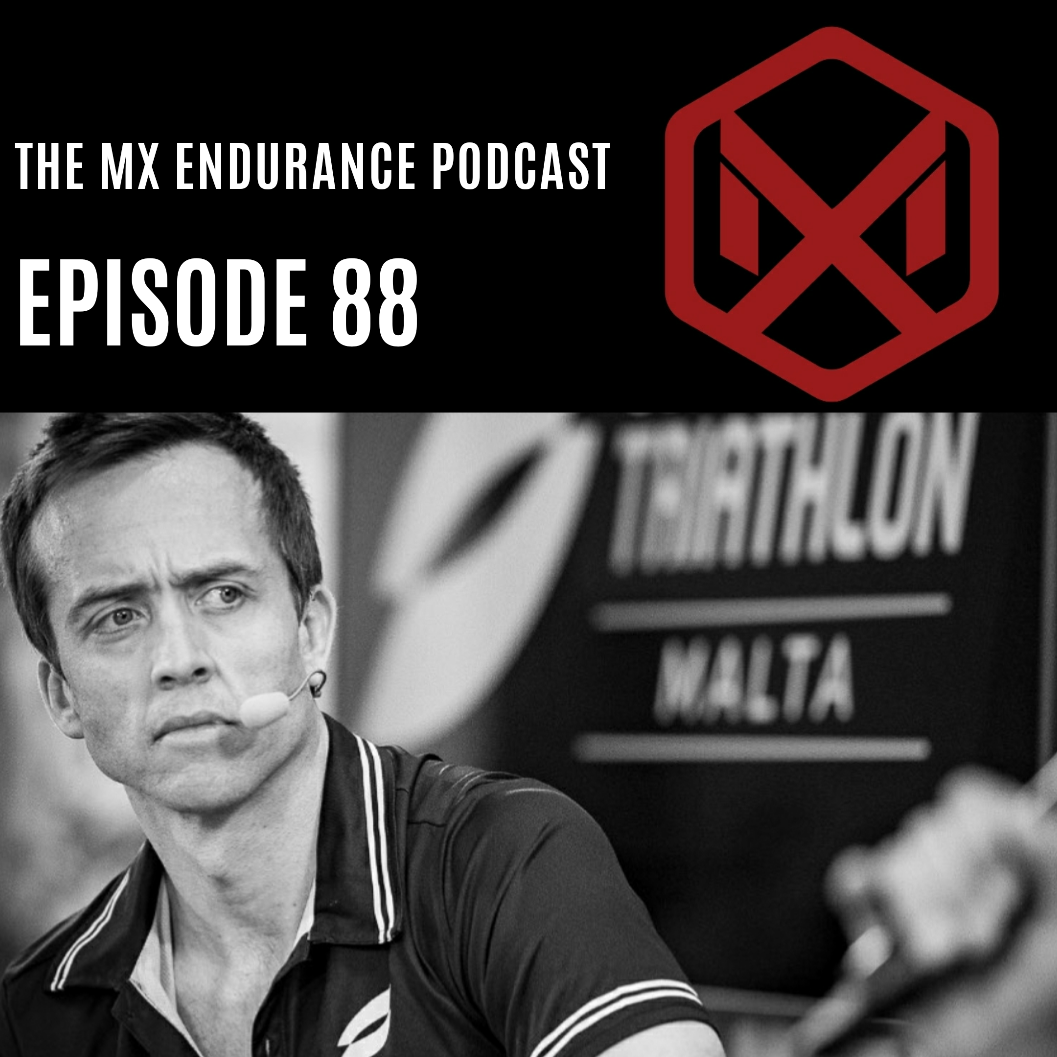 #88 - We Talk Triathlon with Super League Commentator Will McCloy