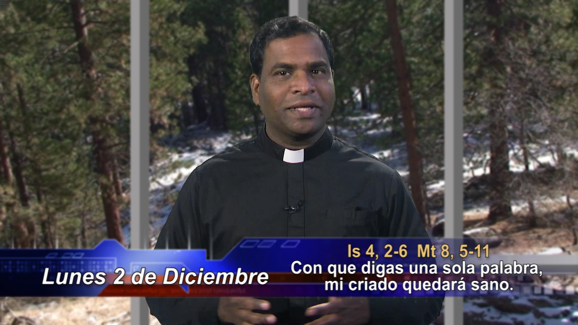 """Artwork for Dios te Habla con Fr. Deebar Yonas, SVD; Tema el hoy: """"…digas una sola palabra"""""""
