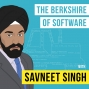 Artwork for Savneet Singh - The Berkshire of Software - [Invest Like the Best, EP.79]