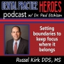 Artwork for Russel Kirk - Setting Boundaries to Keep Focus Where it Belongs