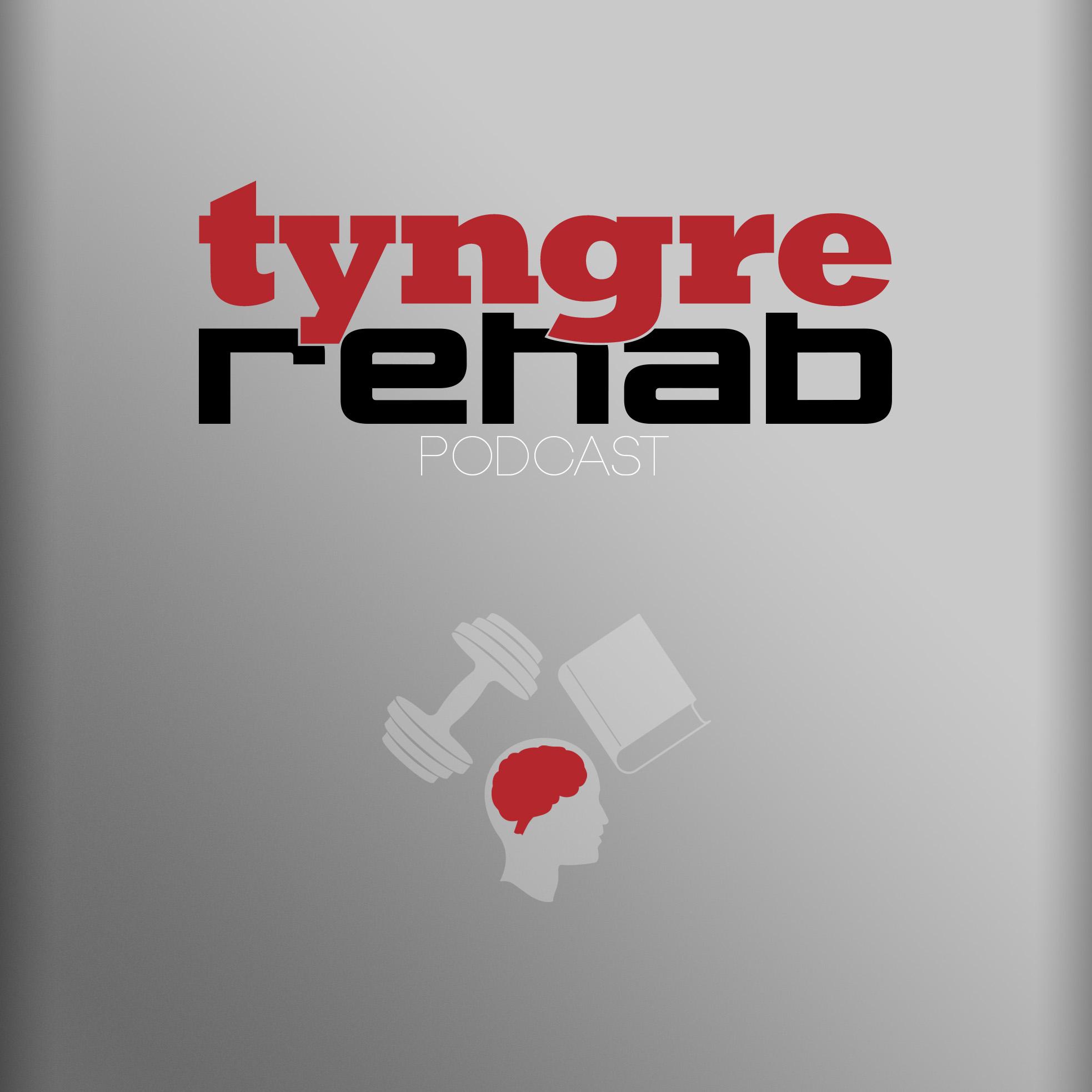 Tyngre Rehab show art