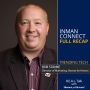 Artwork for Inman Connect Recap with Bob Stanke