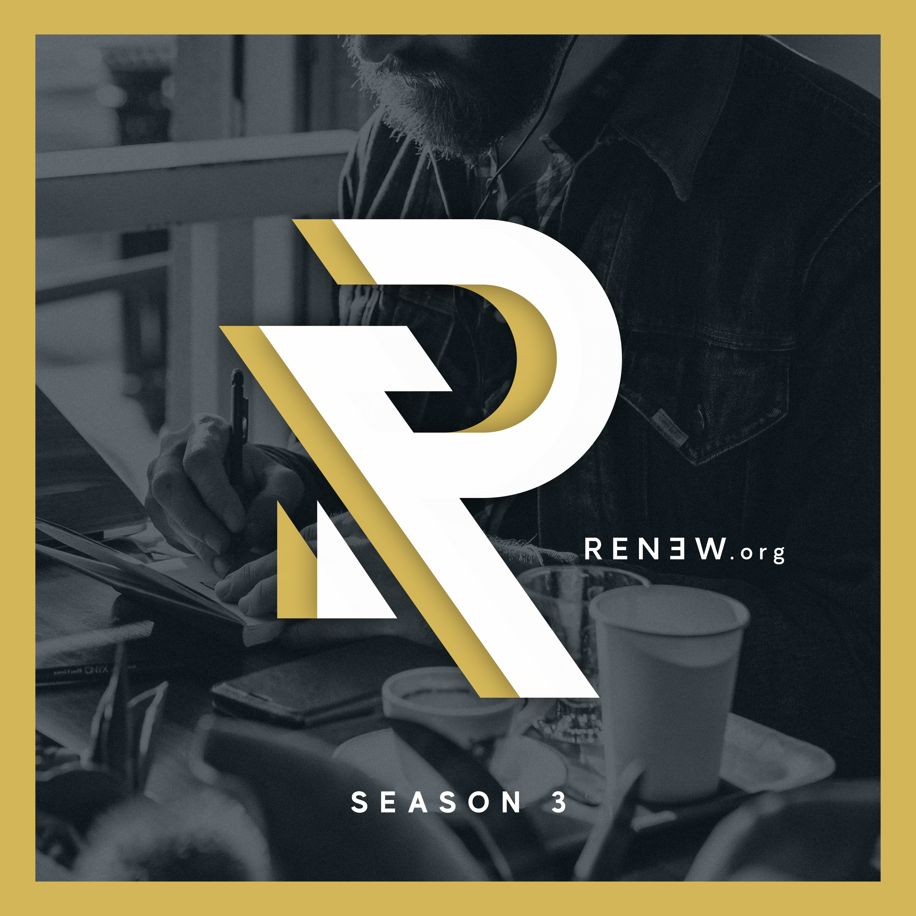 Renew.org Network Podcast show art