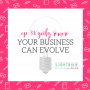 Artwork for 31: Geily Romero: Your Business Can Evolve