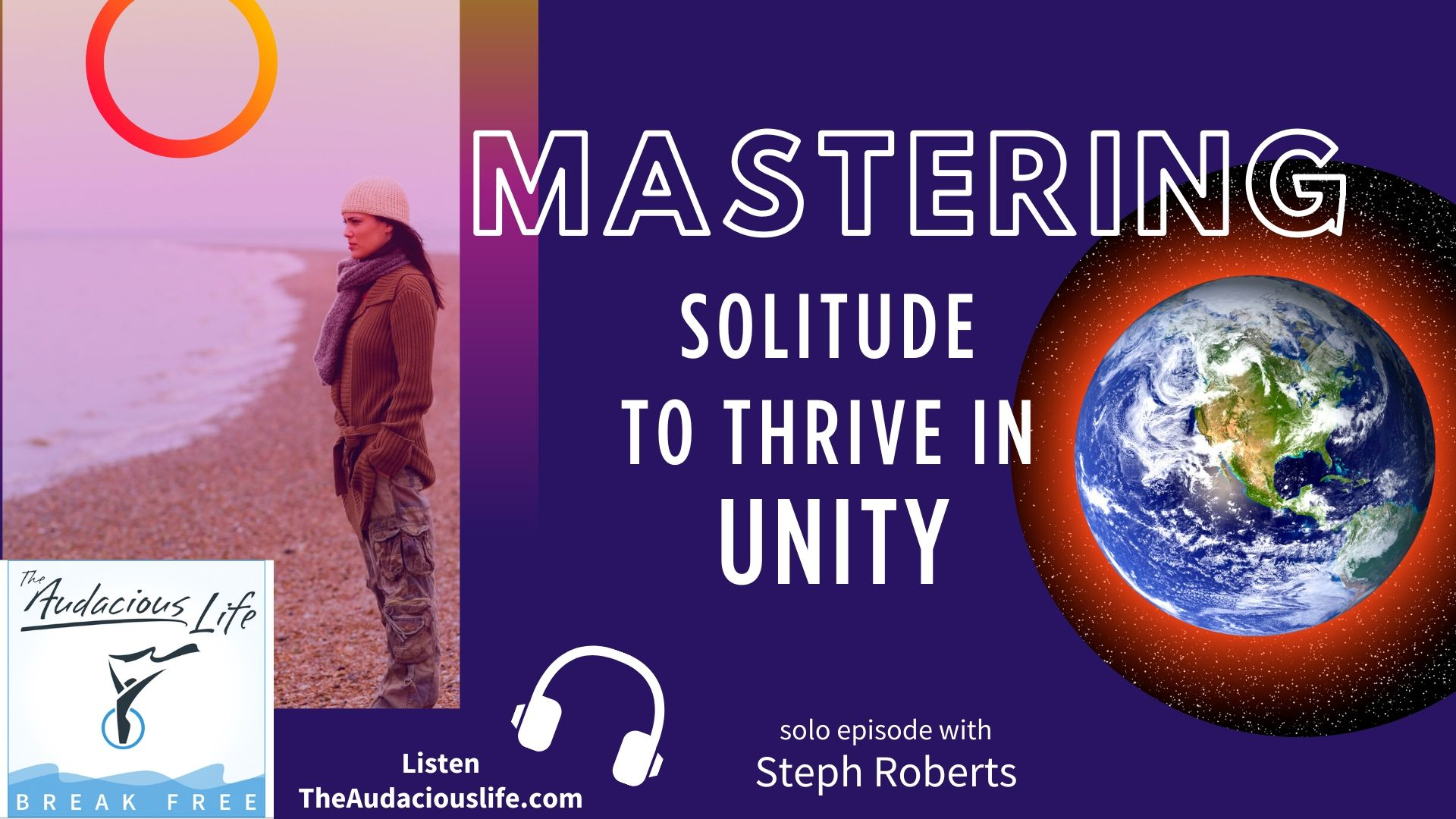 Mastering solitude to thrive in unity