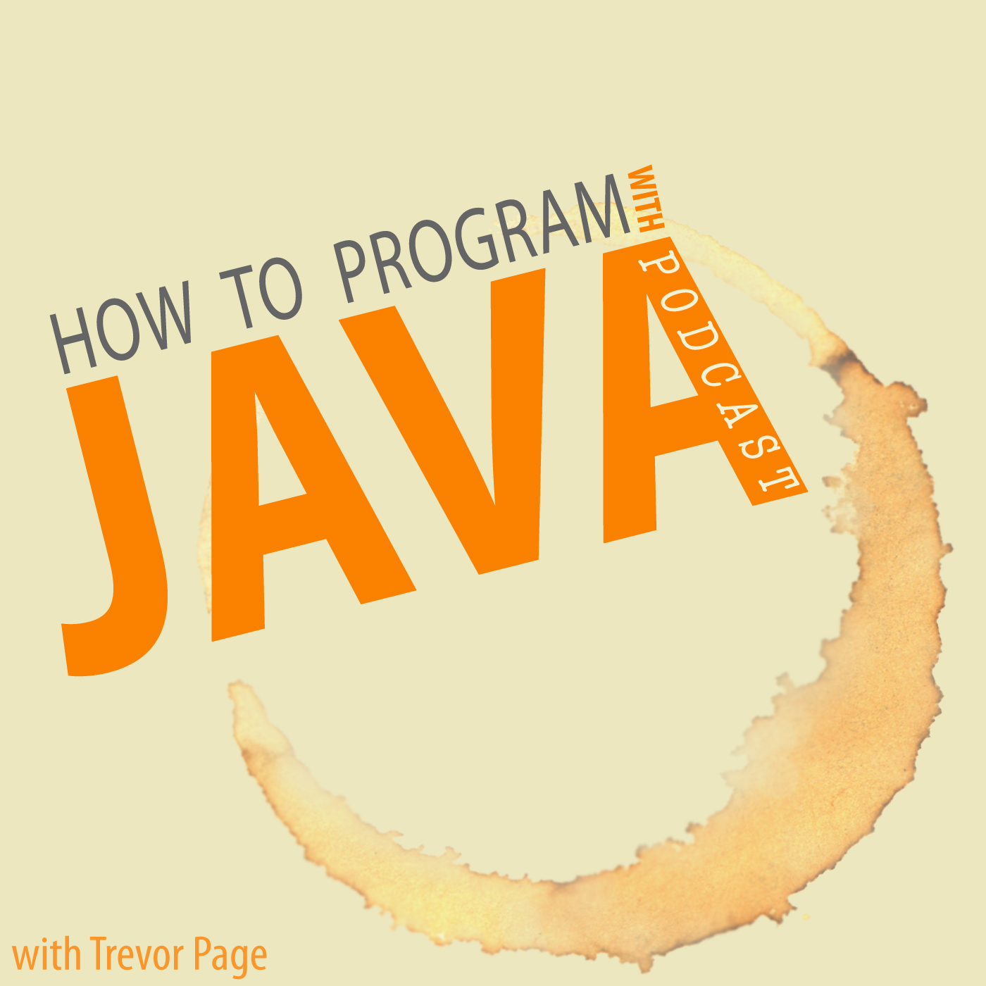 How to Program with Java Podcast