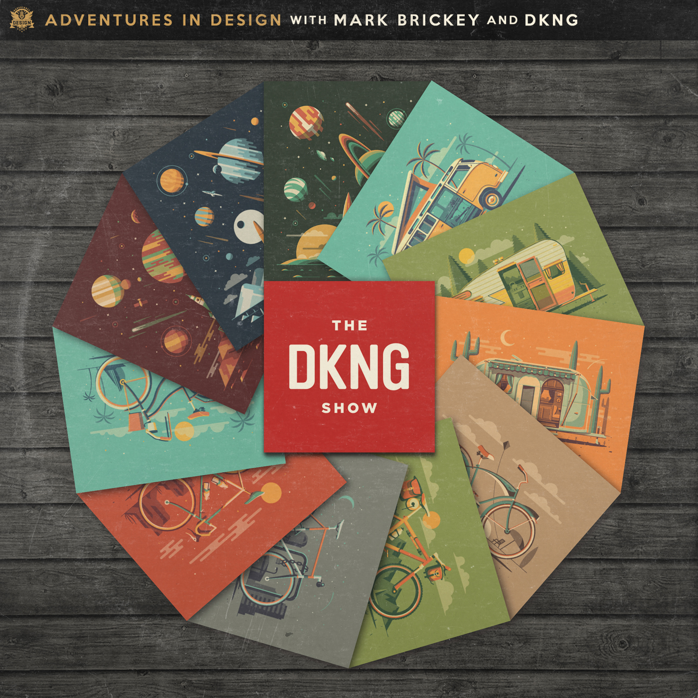 497 - Tube 09: The DKNG Show: Chapter 6