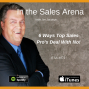 Artwork for ITSA #072 ... 6 Ways Top Sales Pros Deal With No