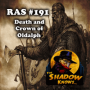 Artwork for RAS #191 - Death and the Crown of Oldalph