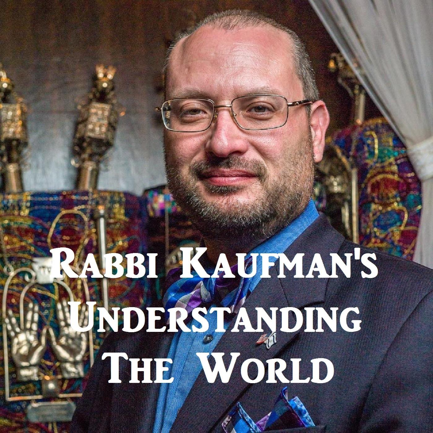 Rabbi Kaufman's Understanding The World show art