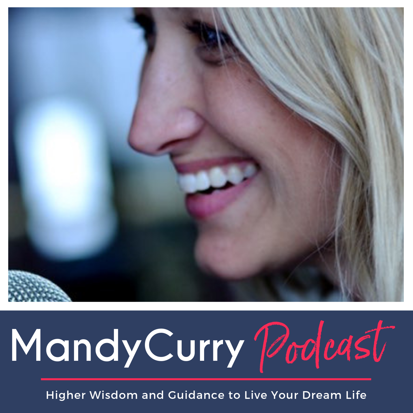 Mandy Curry Podcast show art