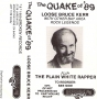 """Artwork for (AUDIO version:) """"THE QUAKE OF '89"""" by Loose Bruce Kerr"""