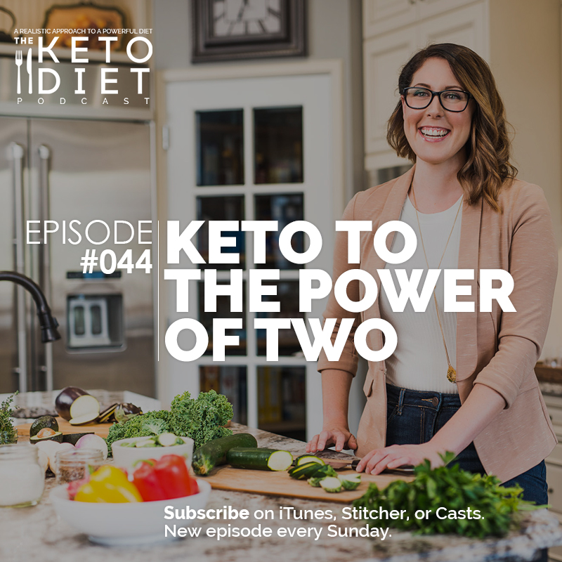#044 Keto To The Power of Two with Ryan Lowery