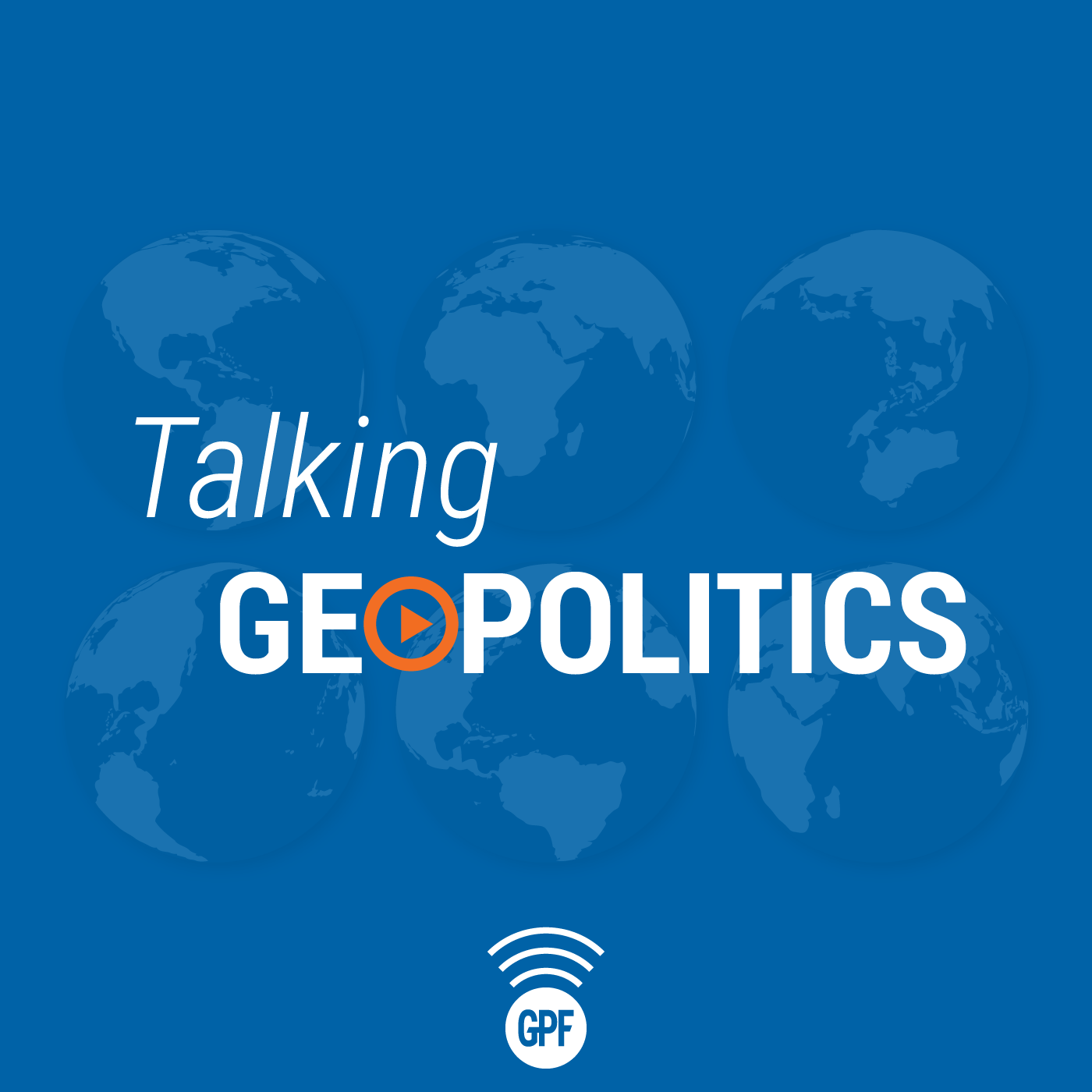 Talking Geopolitics podcast show image
