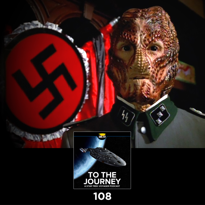 To The Journey 108: Klingons in France