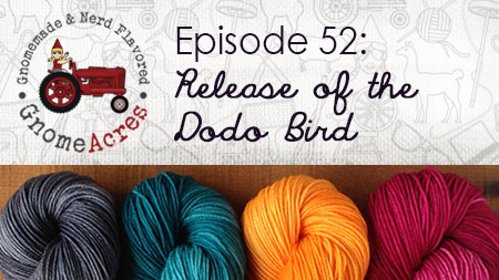 Artwork for Ep 52: Release of the Dodo Bird