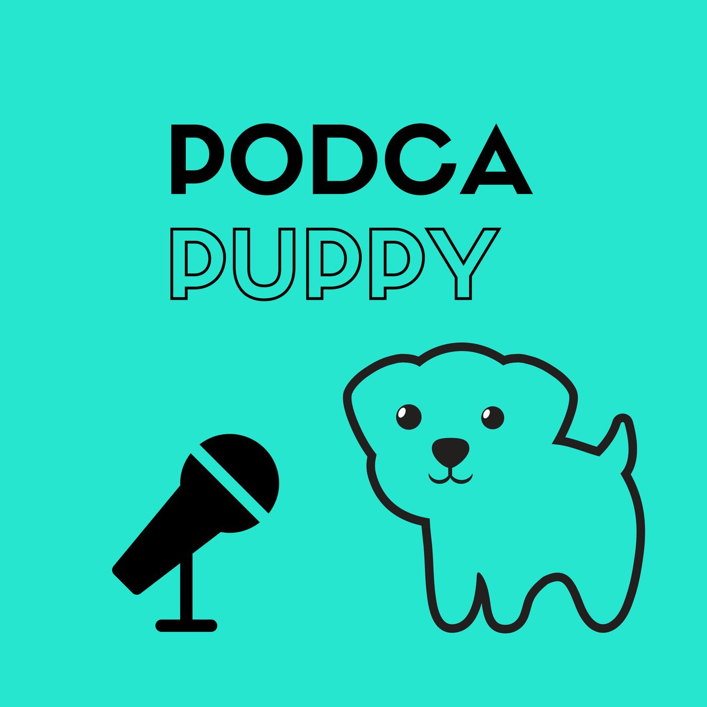 Artwork for Podca Puppy