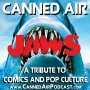 Artwork for Canned Air #355 JAWS 45th Anniversary with Joe Alves & David Bigelow