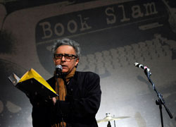 Book Slam Podcast 16 (featuring Hanif Kureishi, Nick Laird, Delta Maid, Gemma Weeks, Bridgette Amofah and more)