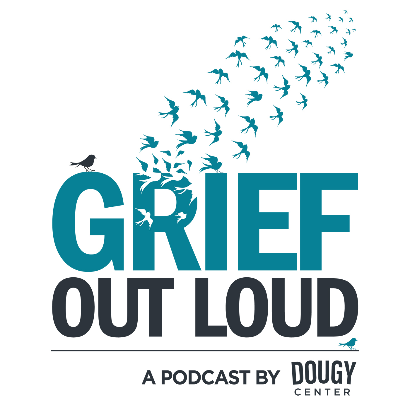 Grief Out Loud show art