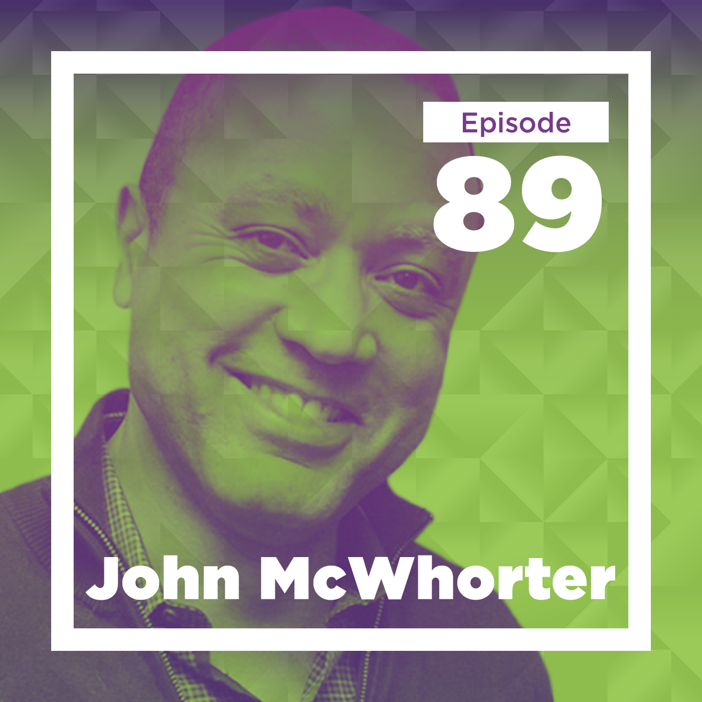 John McWhorter on Linguistics, Music, and Race (Live at Mason)