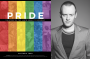 "Artwork for Author Matthew Todd (""Pride""): ""I Needed to Hear 'Express Yourself' When I Was 16"""