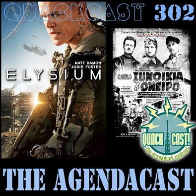 Episode 302 - the agendacast