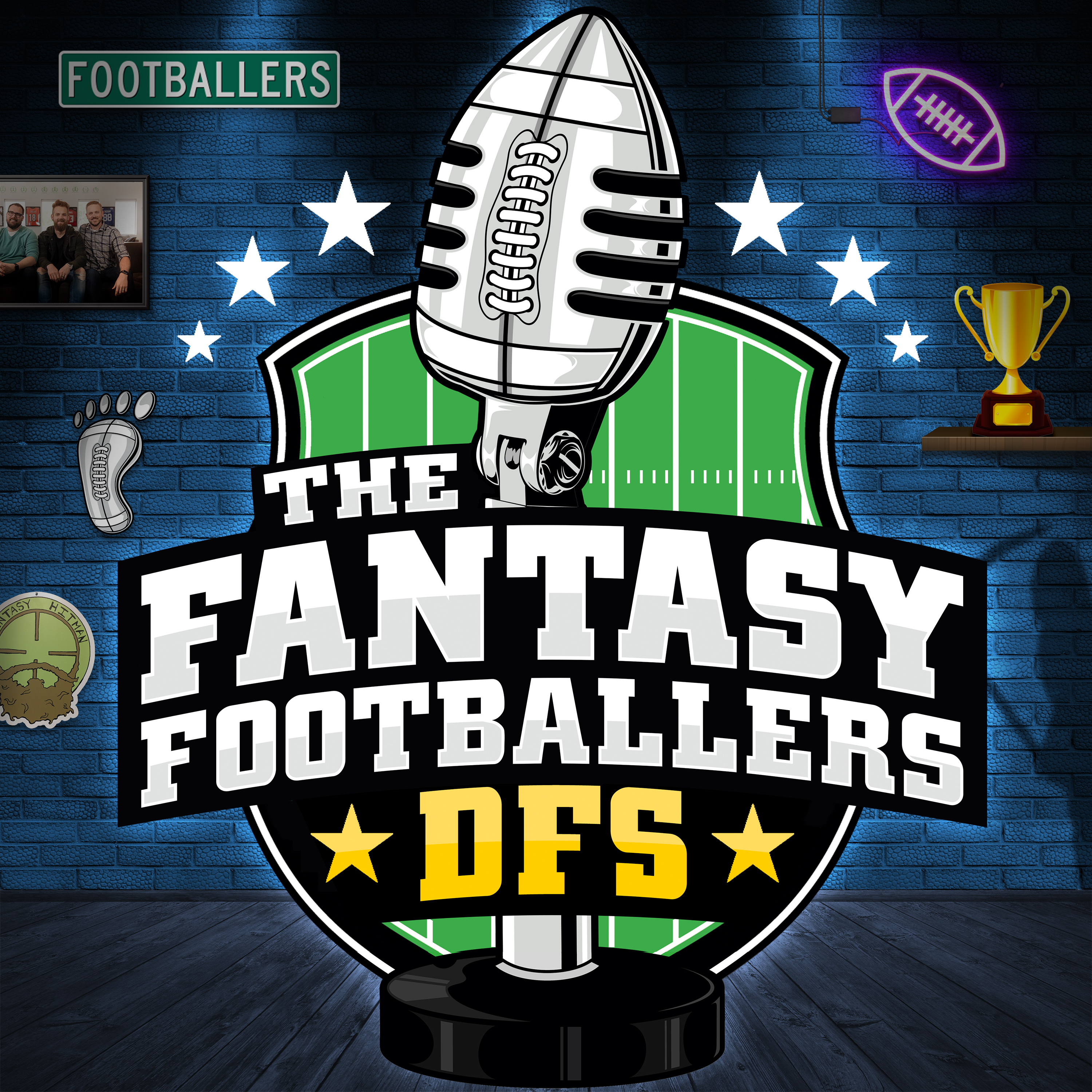 DFS Roster Construction + How to Use Roster Percentages - Fantasy Football DFS