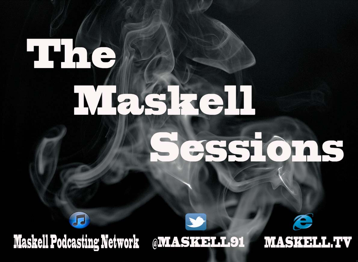 Artwork for The Maskell Sessions - Ep. 48