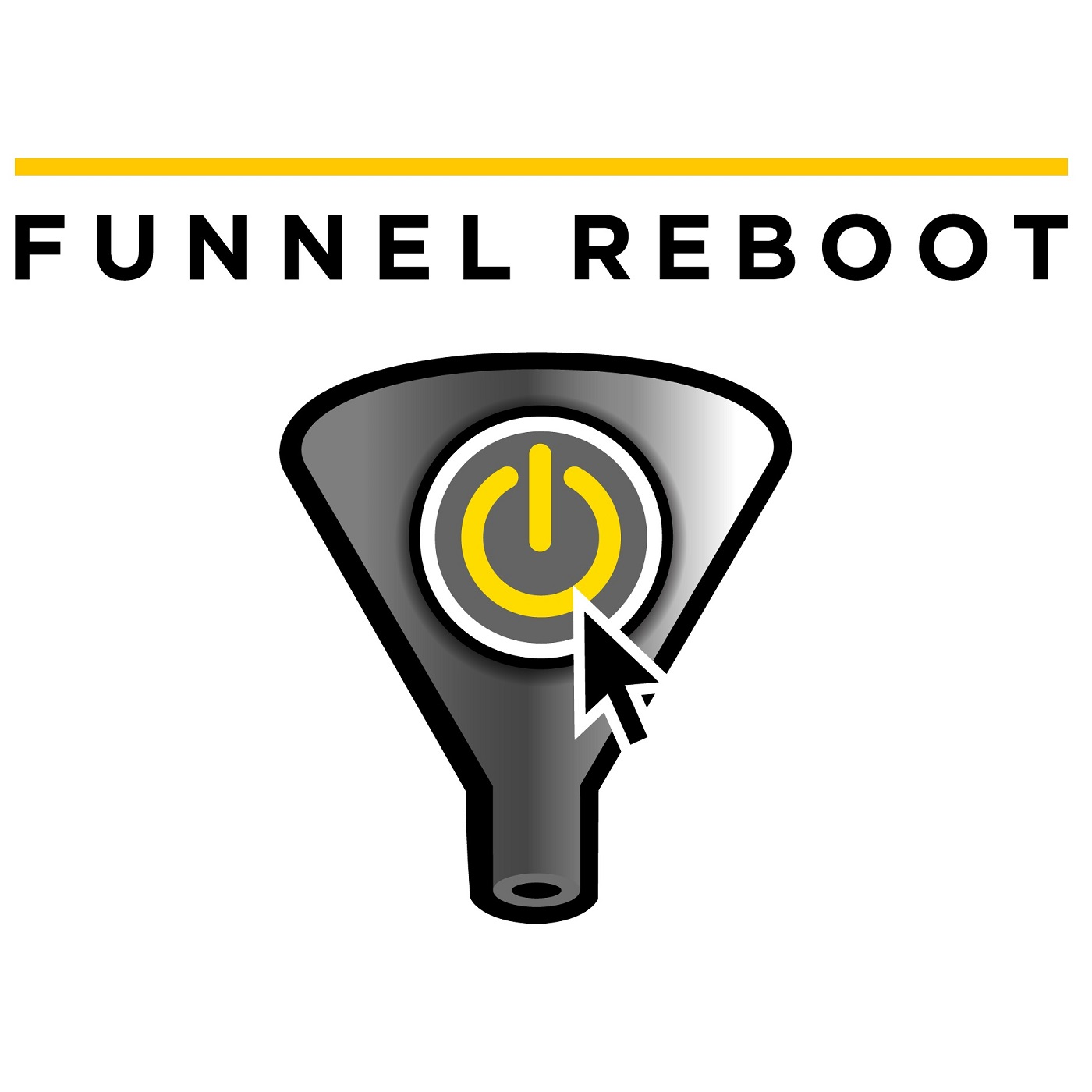 Funnel Reboot podcast show art