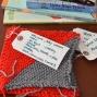Artwork for Parallel Socks - Episode 486 - The Knitmore Girls