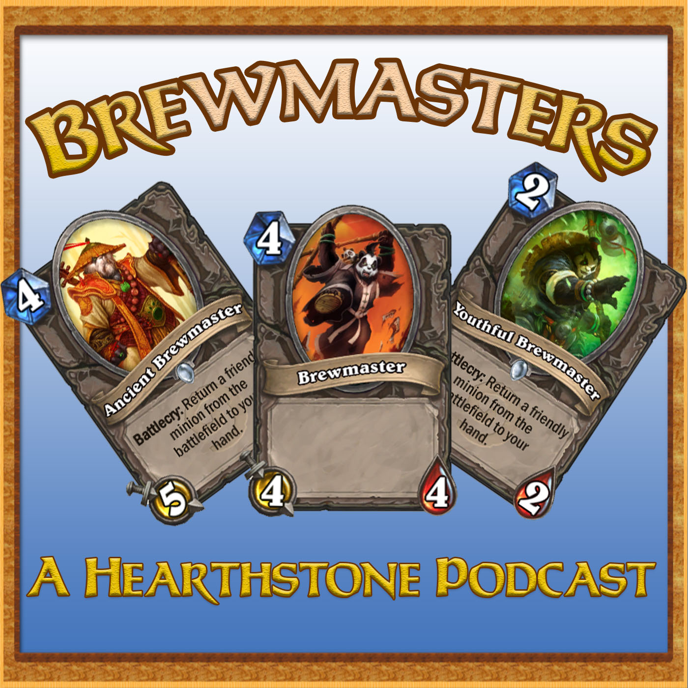 Artwork for Brewmasters #1 - What Are We Going To Call This Thing?