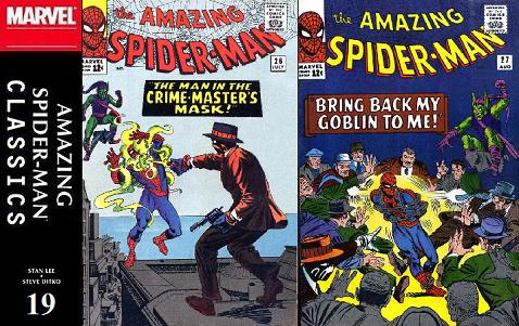 019 ASM Classics - Amazing Spider-Man 26 and 27
