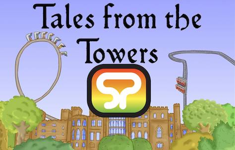 "tspp #257- Nick Sim: His Book ""Tales From The Towers"" and ThemeParkTourist.com 1/5/14"