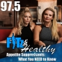 Artwork for Appetite Suppressants: What You NEED to Know - Podcast 97.5 of FITz & Healthy