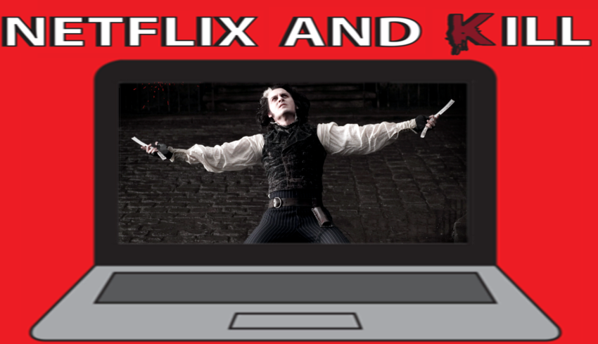 Artwork for Netflix and Kill - Sweeny Todd
