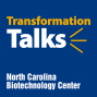 Artwork for Transformation Talks by NCBiotech - Workforce Development Programs