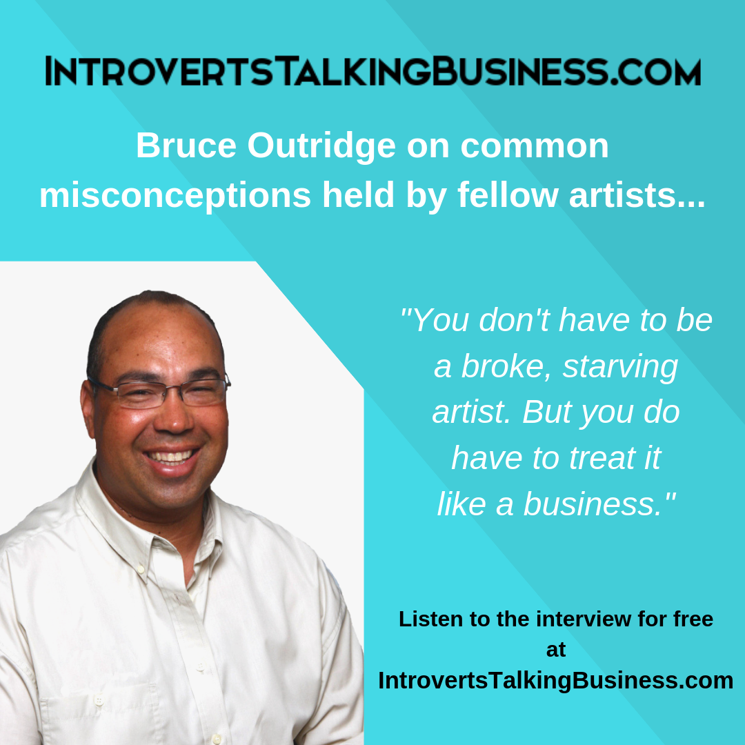 Introverts Talking Business Podcast