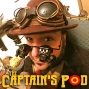 Artwork for The Captain's Pod - Episode #21 - Ramon Nayar/ISO Splash