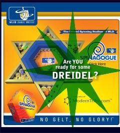 #58 Texas Hold'em Dreidel